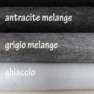 Feltro 100% polyestere . Misura: cm. 50 x 70.