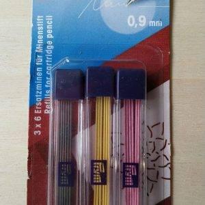 mine matita prym colorate