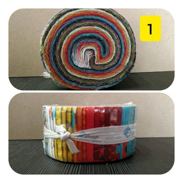 """jelly roll 2"""" 1/2"""