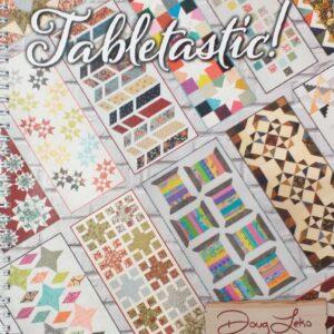 Libro e manuale di 100 pagine con 20 progetti di patchwork. Di Doug Leko.