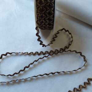 Serpentina marrone/oro