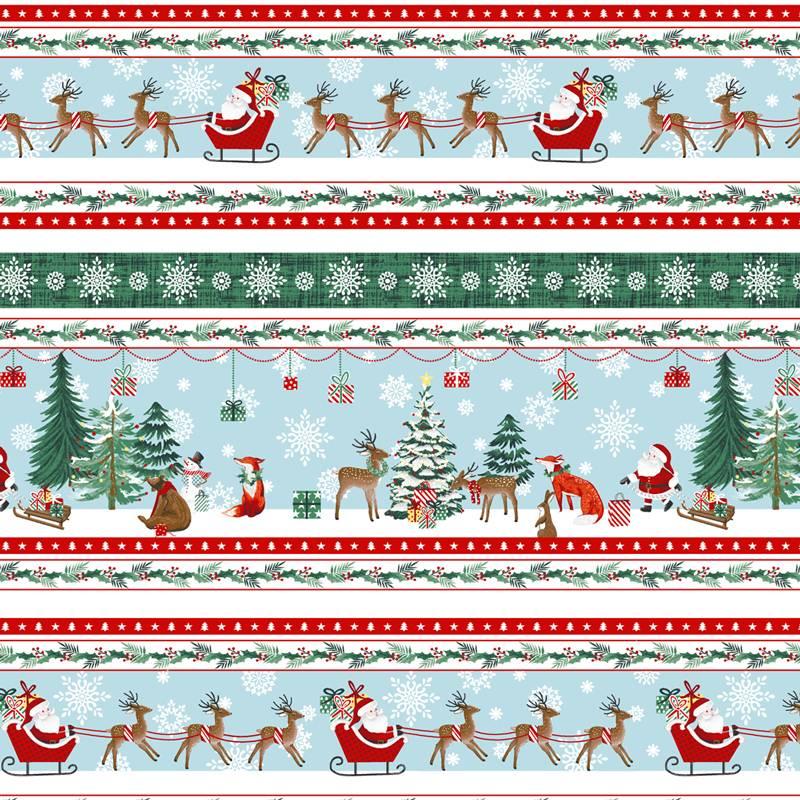 Decorazioni Natalizie 94.Stoffa Natale 94 Quilt Shop Il Giardino Delle Zucche