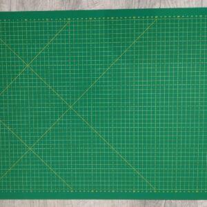 Tappetino, base da taglio, OMNIGRID per taglierine manuali rotative.