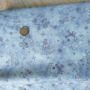 Tessuto americano ideale per patchwork, quilt e cucito creativo