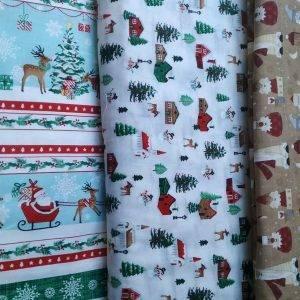 Tessuti Natale
