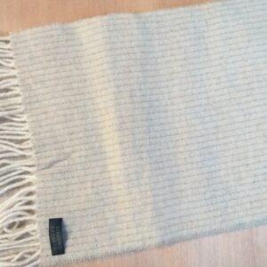 Sciarpa di pura lana fine merinos